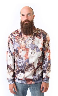 Cats Sweatshirt