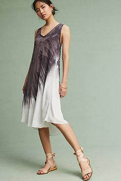 Ciana Dyed Dress