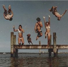 dock jump - lake bound photography indie BespokeIND makes Deadstock ASICS Tiger GEL-Lyte III as high as Bespoke Colorway Best Friend Pictures, Friend Photos, Best Friend Goals, Best Friends, Group Of Friends, Friends Family, Summer Vibes, Asics Tiger Gel Lyte, Outfit Stile