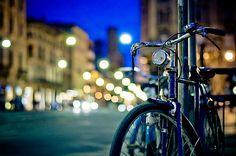 https://flic.kr/p/85mp7x | Biciclette a Bologna 2