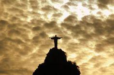 Jesus Statue , Brazil