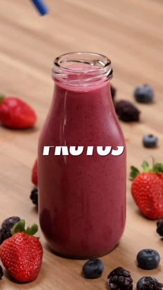 How To Make Smoothies, Healthy Smoothies, Healthy Drinks, Smoothie Recipes, Healthy Snacks, Healthy Recipes, Green Smoothies, Sweet Recipes, Weight Loss Meals