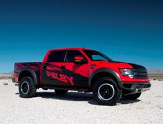 New Shelby Raptor I think this is the third Shelby truck ever