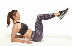 9 Core Exercises That Get You Closer to Six-Pack Abs-23