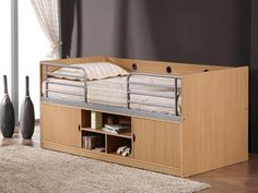 Birlea Oregon Cabin Bed 3' Single Cabin Bed