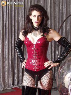 Mistress is ready