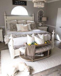 Stunning Bedroom Decoraion Ideas 17 - CLICK THE IMAGE for Lots of Bedroom Decor Pics. #bedroomideas #bedding