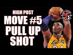The fifth move you need to in your arsenal is the pull up shot and/ or floater. This will allow you to score in situations when you beat your defender, but c. Basketball Shooting Drills, Post Pro, Shots, Arsenal, Youtube, Training, Eye, Work Outs, Excercise
