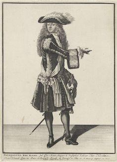 Frederik, hertog van Saksen, Pieter Schenk (I), unknown, 1670 - 1711