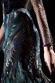 Gucci Fall Winter 2013 Milan Fashion Week #MFW