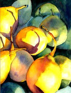 pears - Lynn Cornish