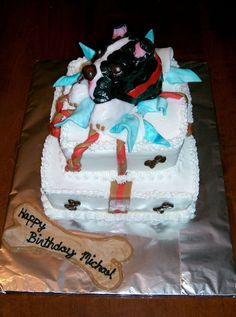 Fine Birthday Cakes Boston