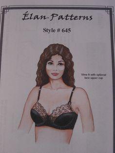 932d68b36b7c0 Bra making tutorial for Elan pattern 645 Sewing Bras