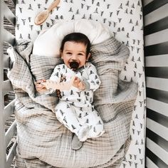 Fruit basket packing ideas 67 new ideas Mom And Baby, Baby Boy, Forest Nursery, Woodland Nursery, Nursery Crib, Nursery Decor, Baby Cribs, Baby In Crib, Organic Baby