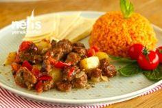 Parmak Kebabı Tarifi - yağmur mete - Nefis Yemek Tarifleri Salsa, Beef, Chicken, Food, Essen, Recipies, Meat, Salsa Music, Meals
