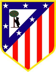Spain Football, Madrid Football, Football Team Logos, Soccer Logo, National Football Teams, World Football, Football Soccer, Soccer Teams, Sports Logos