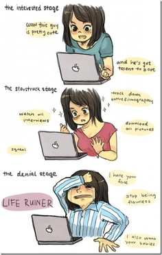 I have lost count as to how many times I have gone through this cycle...