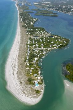 Little Gasparilla Island <3 -- will be relaxing here soon!
