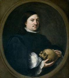 Bartolomé Esteban Murillo - Portrait de  Nicolas Omazur - Peinture  1672