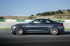 BMW unveiled the BMW Concept GTS: a water-injected take on the Coupe. Fast forward to today, and BMW has unveiled the production Bmw M4 Gts, Bmw M3, 2016 Bmw M4, Jeep Grand Cherokee Srt, Honda Accord Sport, Bmw 4 Series, Volvo V60, Nissan Xterra, Car Images