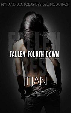 Fallen Fourth Down (Fallen Crest Series, Book 4) by Tijan