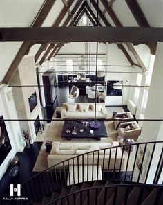 Kelly Hoppen's Home Battersea Love!