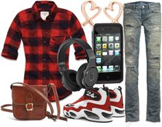 """""""Back To School"""" by miizz-starburst ❤ liked on Polyvore"""
