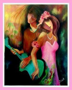 Disney Characters, Fictional Characters, Disney Princess, Painting, Art, Art Background, Painting Art, Kunst, Paintings