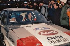 Michèle Mouton - Classic Audi