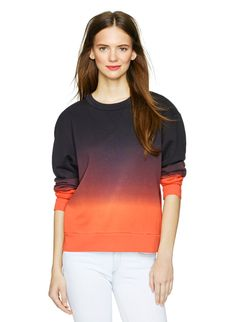 Discover what's new in women's clothing at Aritzia. Ombre Effect, French Terry, New Woman, Community, Clothes For Women, Sweatshirts, Tees, Dip Dyed, Fabric