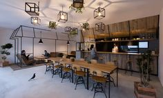 Café CICERO by Alts Design Office