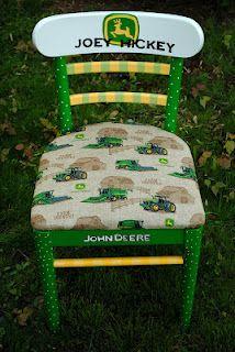 John Deere Chair