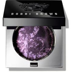 Bobbi Brown Sequin Eye Shadow ($36) ❤ liked on Polyvore featuring beauty products, makeup, eye makeup, eyeshadow, beauty, cosmetics, eyes, moon rock, matte eye shadow and metallic eyeshadow