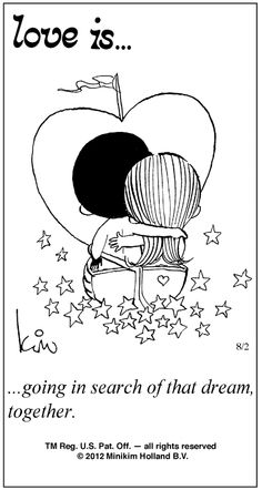 Love is. Number one website for Love Is. Funny Love is. pictures and love quotes. Love is. comic strips created by Kim Casali, conceived by and drawn by Bill Asprey. Everyday with a new Love Is. Love Is Gone, What Is Love, Love You, My Love, Love Is Cartoon, Love Is Comic, I Thought Of You Today, Enjoy The Ride, Enjoy The Little Things