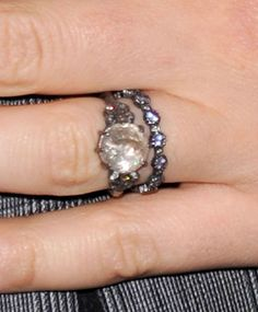 Celebrity Engagement Rings: Guess Who?