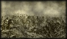 Bataille De Waterloo, Arthur Wellesley, Battle Of Waterloo, Napoleonic Wars, French, Red, Painting, Historia, French People
