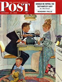 THE SATURDAY EVENING POST; October 30, 1948.