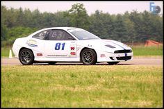Fiat coupe racing