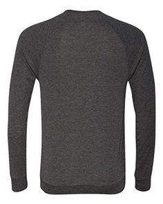 Bella  Canvas Unisex VNeck Lightweight Sweater Dark Grey Heather M *** Continue to the product at the image link.