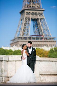 Dreamy Paris wedding: http://www.stylemepretty.com/destination-weddings/2015/07/02/intimate-elegant-wedding-in-paris/ | Photography: Le Secret d'Audrey - http://www.lesecretdaudrey.com/