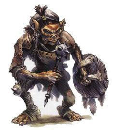 I Hate Pathfinder Goblins