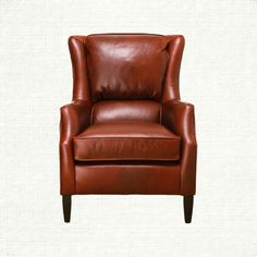 Awesome View The Alex Leather Chair From Arhaus. Our Alex Collection Finds  Inspiration In The Handsome
