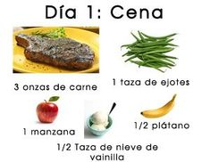 como-bajar-de-peso-en-3-dias Diet Recipes, Smoothies, Clean Eating, Easy Meals, Health Fitness, Food And Drink, Menu, Lunch, Healthy