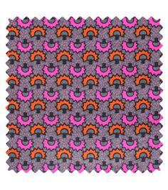 Coton Kakinoki gris - Petit Pan - vivre en multicolore