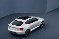 Volvo geeft preview van komende 40-serie incl. T5 driecilinder hybride