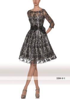 Modelo 3394 de Teresa Ripoll | vestido para madrina y fiesta con cinturón
