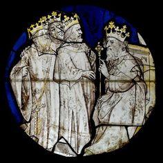 Anonymous: The Three Magi before Herod