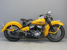 1943 Harley Davidson WLC. Looks like it weighs a ton! So classic! #motorcycleinsurance #12946