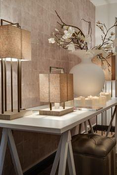 "La Table ""Schragen Tafel"" Interiors DMF"