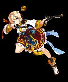 Elsword, Hero Fighter, Pc Online, Character Design, Fantasy, Anime, Scientists, Games, Rpg